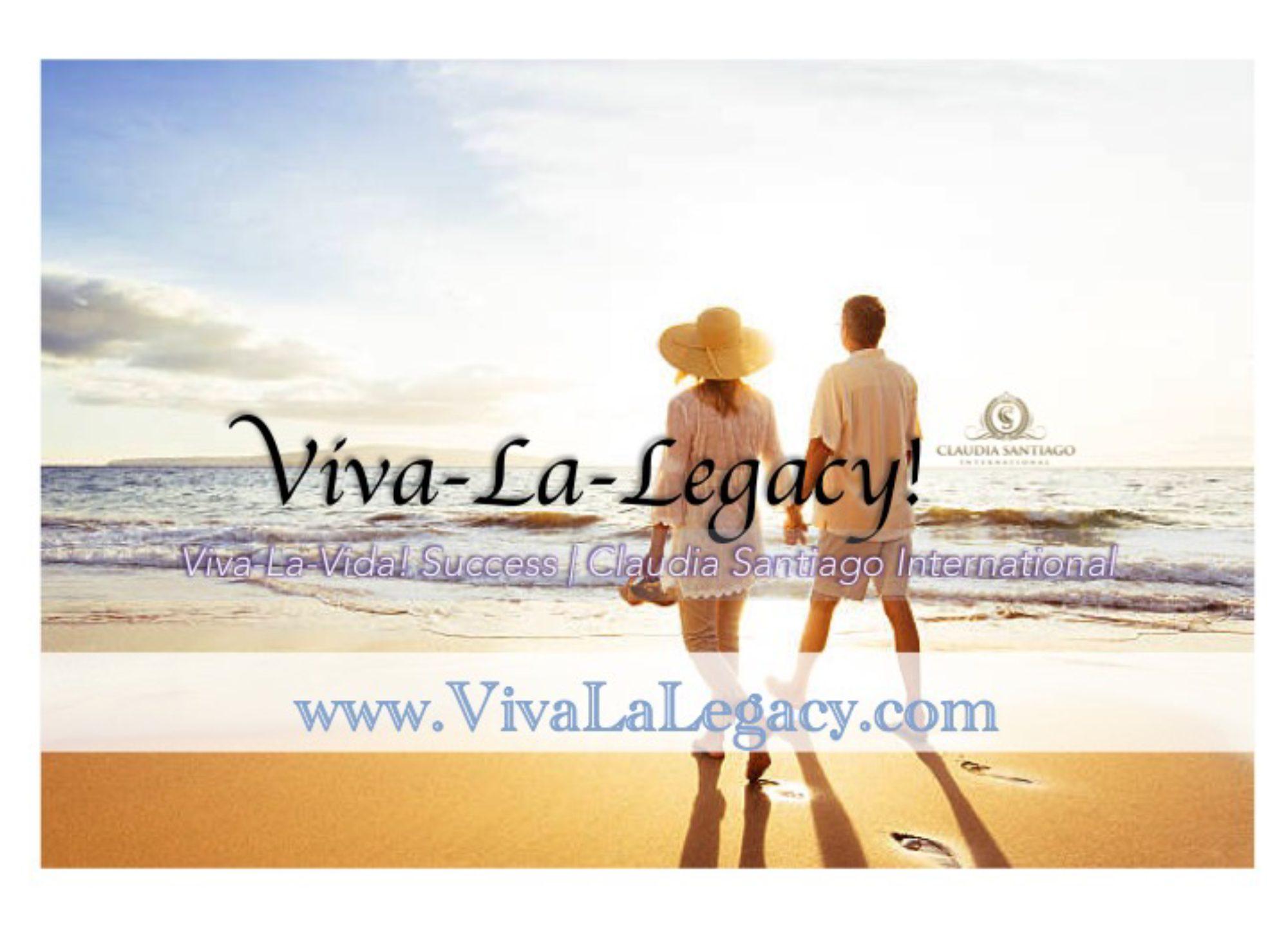 Store: VIVA-LA-LEGACY!